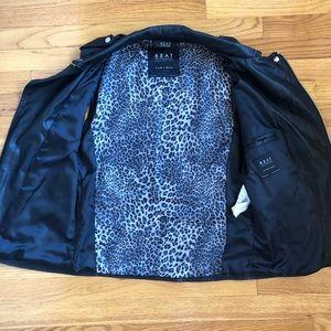 Zara Other - Zara Faux Leather Vest